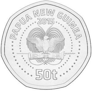 winner papua NG coin 1